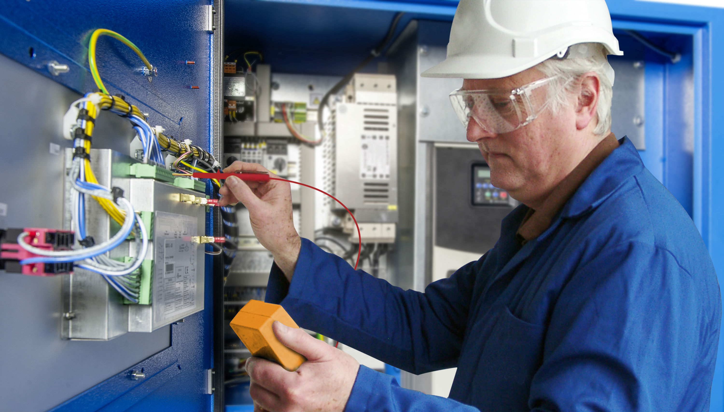 Service Engineer Electrical Testing