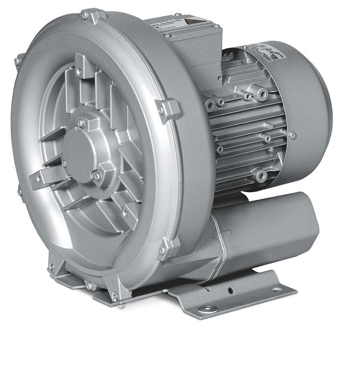 Vacuum Blower Data Sheet : Elmo rietschle side channel blower bh ah air