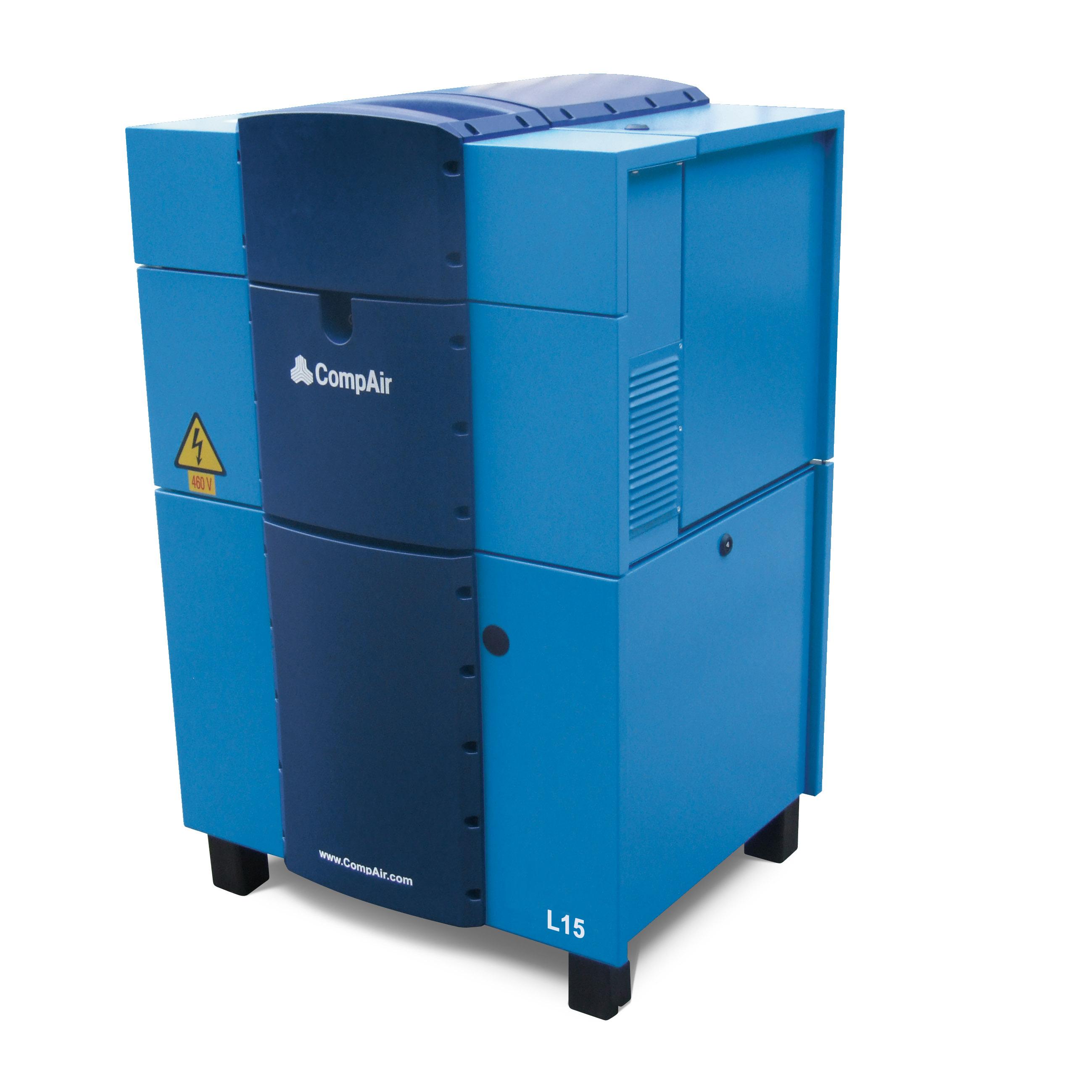 Compair l07 l22 air compressors | compair uk.